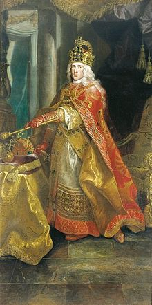 in music. Joseph I, Holy Roman Emperor And his first son Joseph