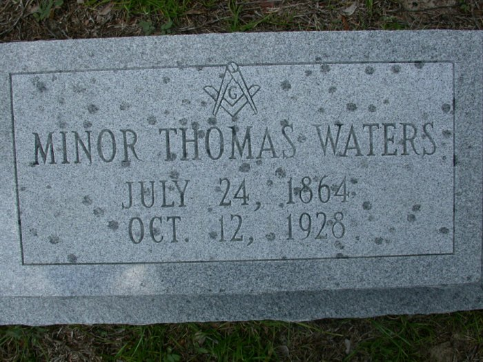 Waters Family History My Family Comes
