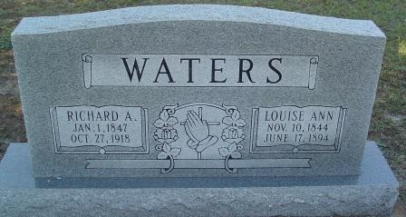 Lithia Santa Fe >> ChazzCreations - Waters Family History My family comes