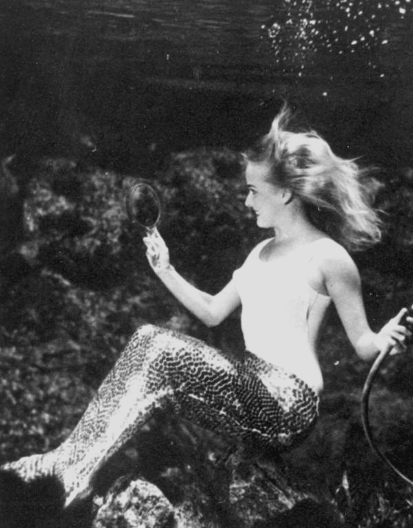 Mermaids in Florida Weeki Wachee Weeki Wachee Springs Mermaids