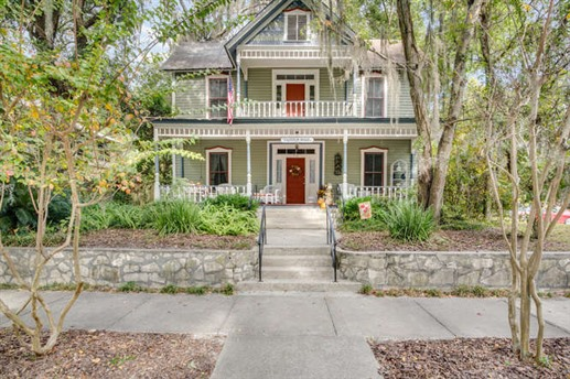 Chazzcreations High Springs One Of The Earliest
